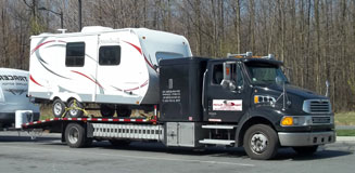 Transport récréatif commercial